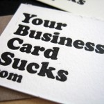 6 common business card mistakes and how to avoid them