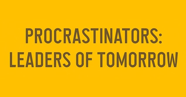 Beat Procrastination